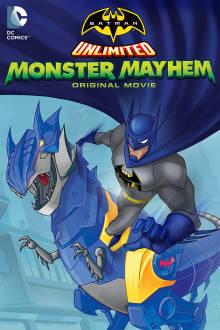 Batman Unlimited: Monstres de Mayhem The Movie