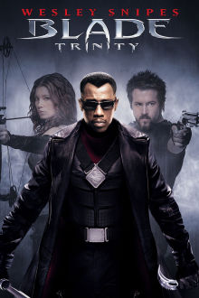 Blade: Trinity The Movie