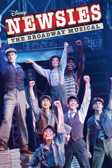 Newsies: The Broadway Musical The Movie