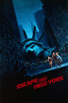 Escape From New York The Movie