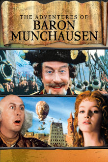 The Adventures of Baron Munchausen The Movie