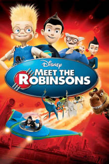 Meet the Robinsons The Movie