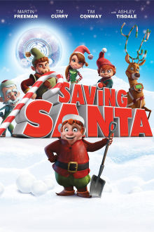 Saving Santa The Movie