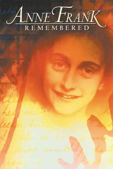 Anne Frank Remembered The Movie