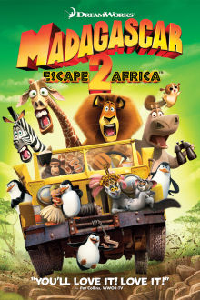 Madagascar: Escape 2 Africa The Movie