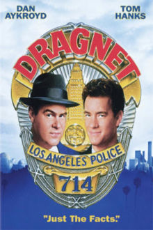 Dragnet The Movie