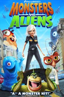 Monsters vs. Aliens The Movie