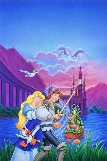 The Swan Princess: Escape from Castle Mountain The Movie