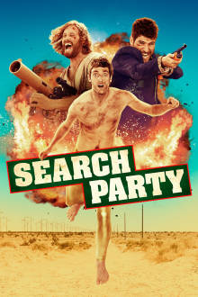 Search Party The Movie