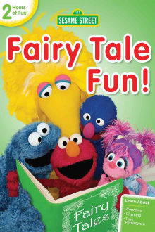 Sesame Street Fairytale Fun The Movie