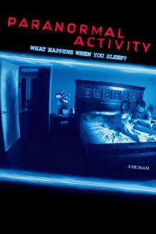 Activité paranormale The Movie