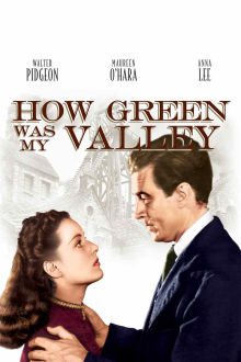 How Green Was My Valley The Movie