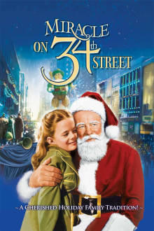 Miracle on 34th Street The Movie