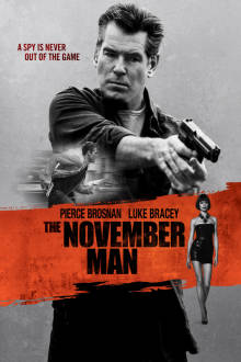 The November Man The Movie