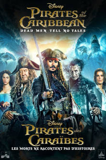 Pirates of the Caribbean: Dead Men Tell No Tales (VF) The Movie