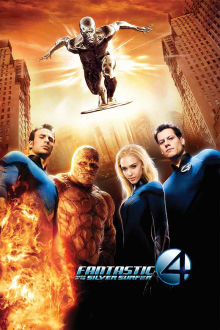 Fantastic Four: Rise of the Silver Surfer The Movie