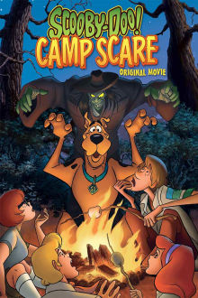 Scooby-Doo! Camp Scare The Movie
