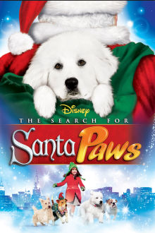 Search For Santa Paws The Movie