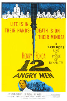 12 Angry Men The Movie