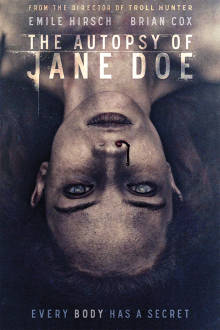 The Autopsy of Jane Doe The Movie