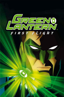 Green Lantern: First Flight The Movie