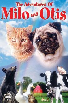 Adventures of Milo and Otis The Movie