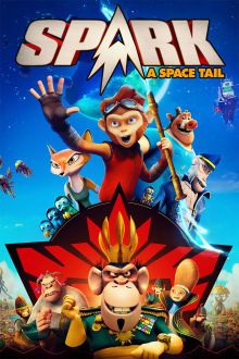 Spark: A Space Tail The Movie