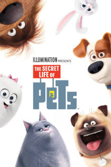 The Secret Life of Pets The Movie