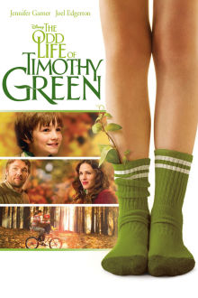 The Odd Life of Timothy Green The Movie