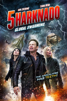 Sharknado 5: Global Swarming The Movie
