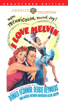 I Love Melvin The Movie