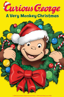Curious George: A Very Monkey Christmas The Movie