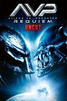 Aliens vs. Predator: Requiem (Uncut Edition) The Movie