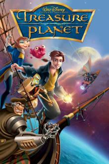 Treasure Planet The Movie
