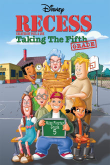 Recess: Taking the Fifth Grade The Movie