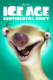 Ice Age: Continental Drift The Movie