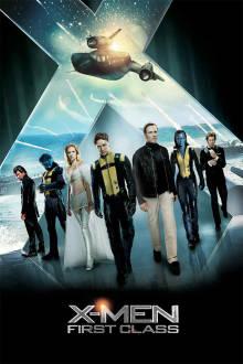 X-Men: First Class The Movie