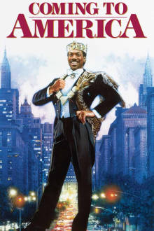 Coming to America The Movie