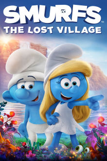 Smurfs: The Lost Village (VF) The Movie