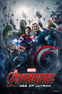 Avengers: Age Of Ultron The Movie
