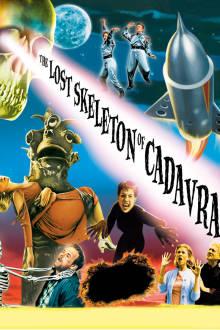 Lost Skeleton of Cadavra The Movie