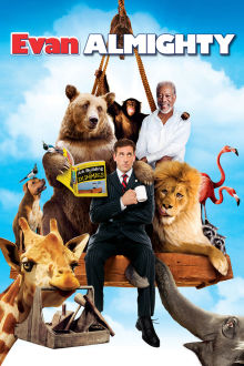 Evan Almighty The Movie
