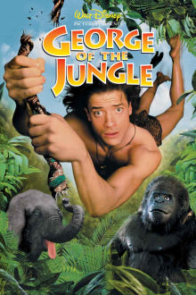 George of the Jungle The Movie