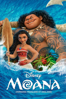 Moana (VF) The Movie