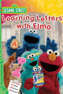 Sesame Street: Learning Letters with Elmo The Movie