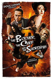 The Butcher, the Chef, and the Swordsman The Movie