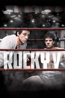 Rocky V The Movie