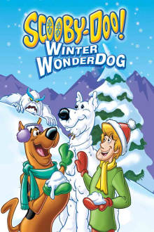 Scooby-Doo: Winter Wonderdog The Movie