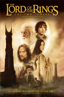 The Lord of the Rings: The Two Towers The Movie