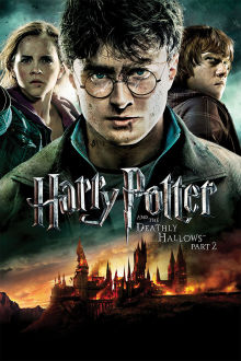 Harry Potter and the Deathly Hallows: Part 2 The Movie
